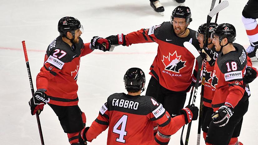 Победный марш России, спасение Канады за 0,4 секунды и гол Финляндии в овертайме: как стартовал плей-офф ЧМ по хоккею