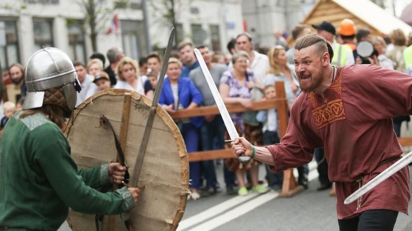 В Москве 7 июня начнётся фестиваль «Времена и эпохи»