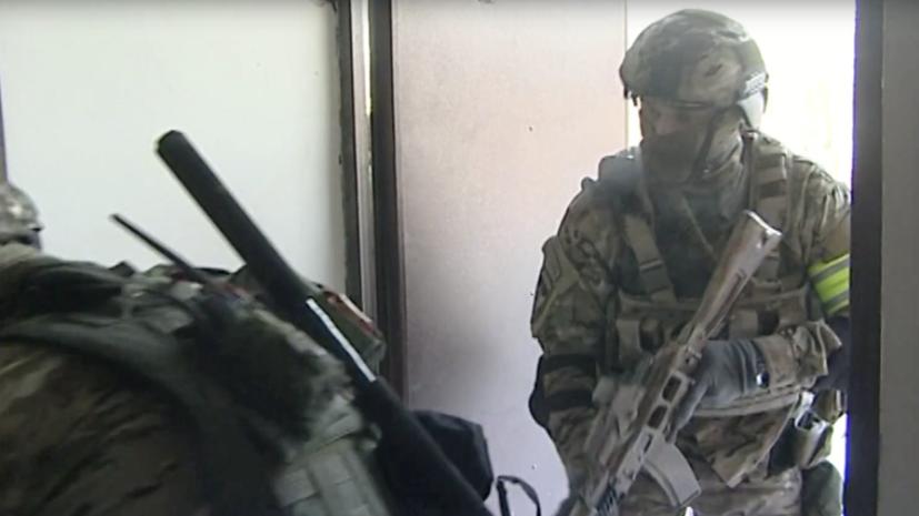 В НАК заявили о нейтрализации трёх бандитов в Дагестане