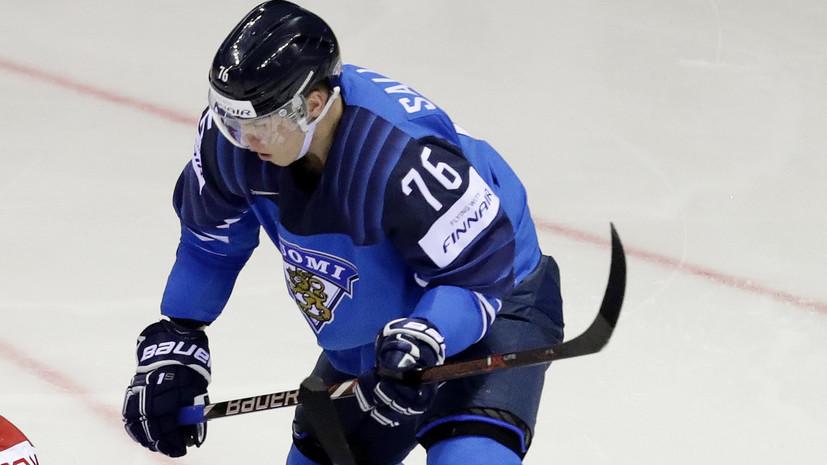 Хоккеист сборной Финляндии: у нас есть шанс выиграть золото ЧМ
