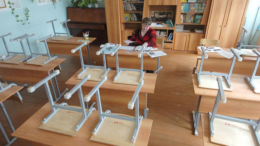 В Воркуте отменили занятия во всех школах из-за метели