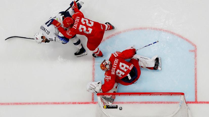 IIHF утвердила проведение ЧМ 2023 года в Санкт-Петербурге