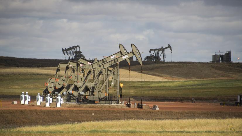 Отступление барреля: почему мировые цены на нефть рекордно упали с начала 2019 года