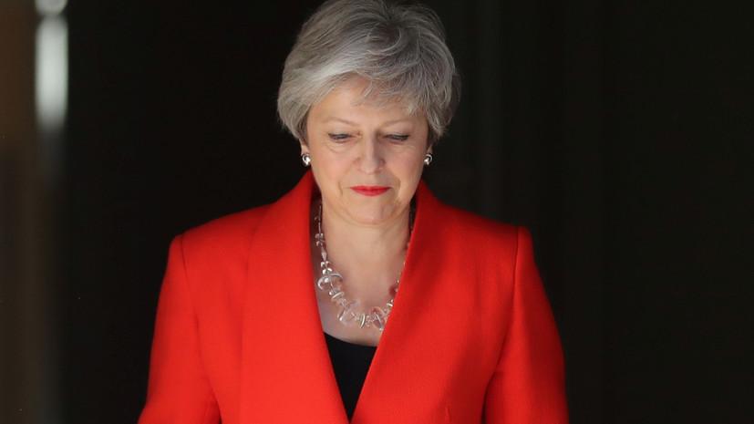 В Кремле оценили роль Терезы Мэй в отношениях России и Британии