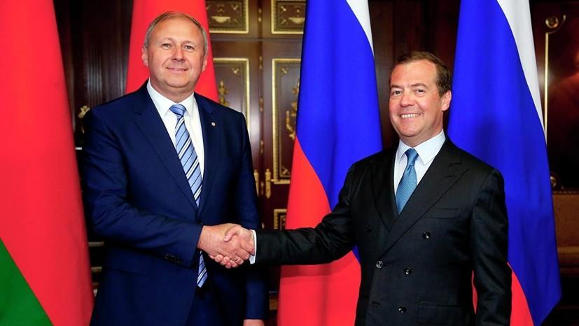 В Белоруссии рассказали о позициях Минска и Москвы по поводу Союзного государства