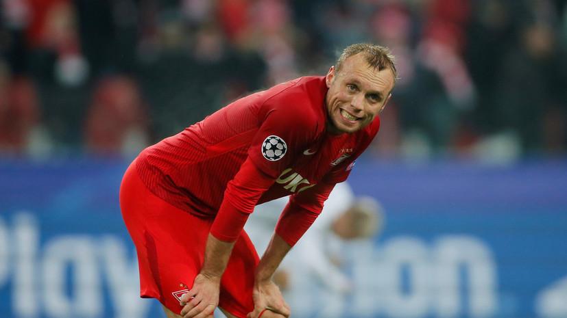 Глушаков опубликовал мем о трансферной политике «Спартака»