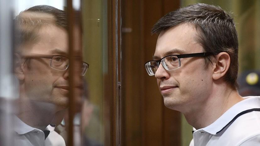 Суд удовлетворил ходатайство экс-генерала СК России Никандрова об УДО