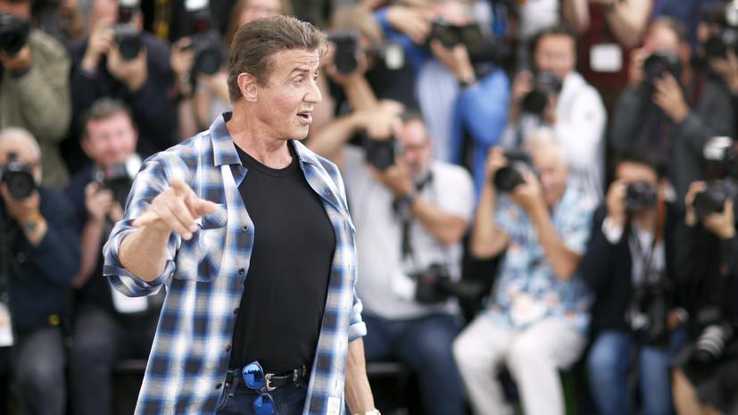 Сталлоне рассказал о сложностях выхода на широкий экран фильма «Рокки»