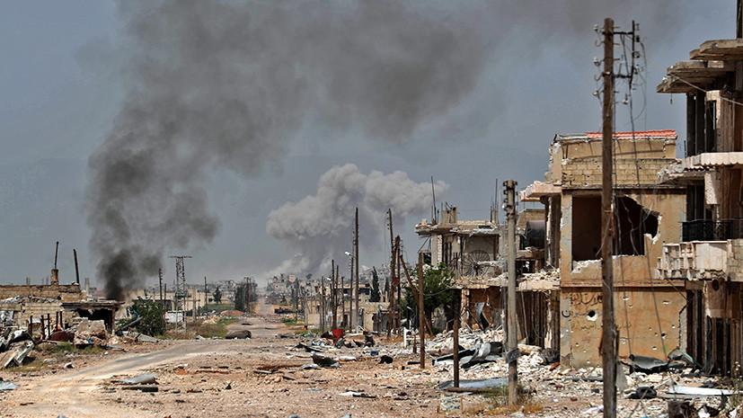 «Прикрытие попыток расшатать обстановку»: в Минобороны РФ назвали ложью заявления США о химатаке в Сирии