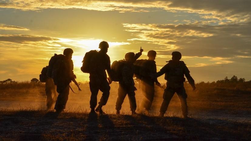 США отправят на Ближний Восток около 1,5 тысячи военнослужащих