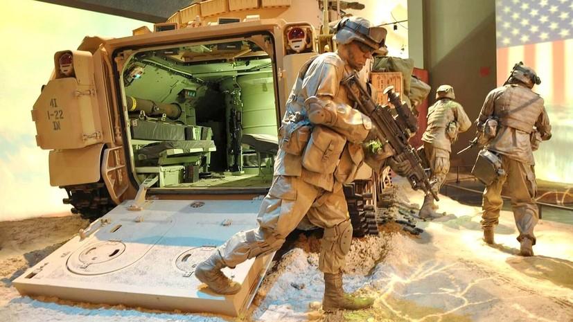 Эксперт оценил решение США отправить 1,5 тысячи военных на Ближний Восток