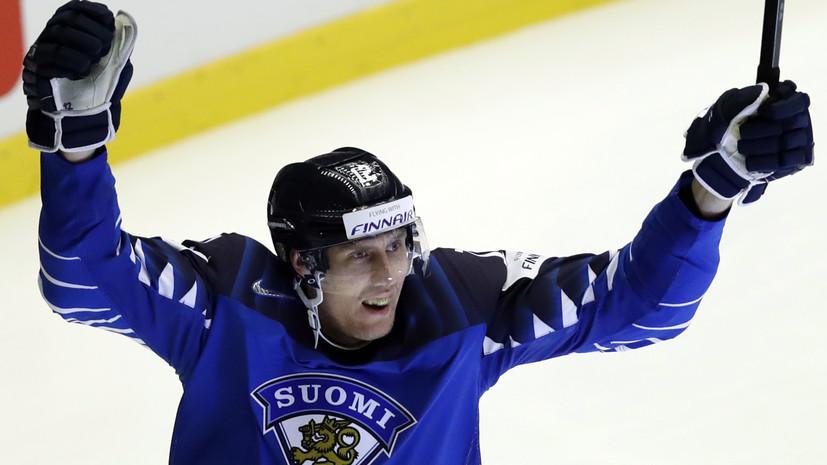 Анттила рассказал, сколько шайб он планирует забросить сборной России в полуфинале ЧМ