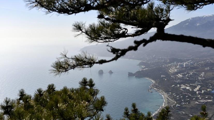 В Крыму объявили о чрезвычайной пожароопасности с 24 по 27 мая