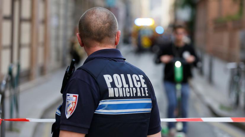 Прокуратура Лиона начала расследование по факту взрыва