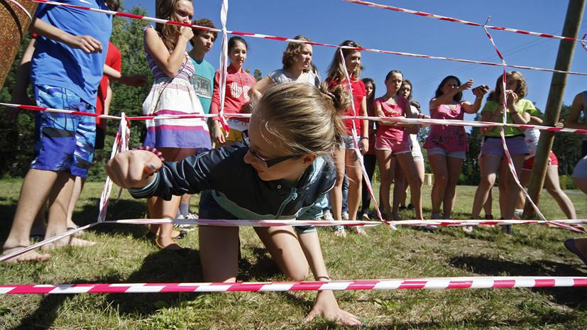 В Удмуртии планируют открыть 631 детский лагерь в летний сезон