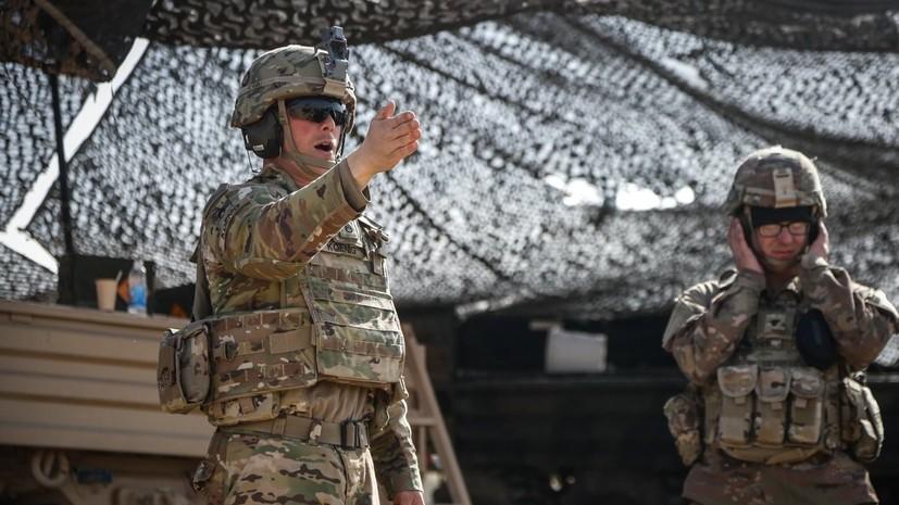 В США объяснили решение отправить больше военных на Ближний Восток