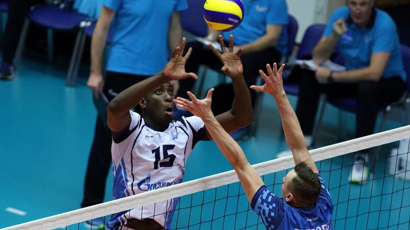 FIVB рассмотрит вопрос смены спортивного гражданства волейболистом Камехо в декабре