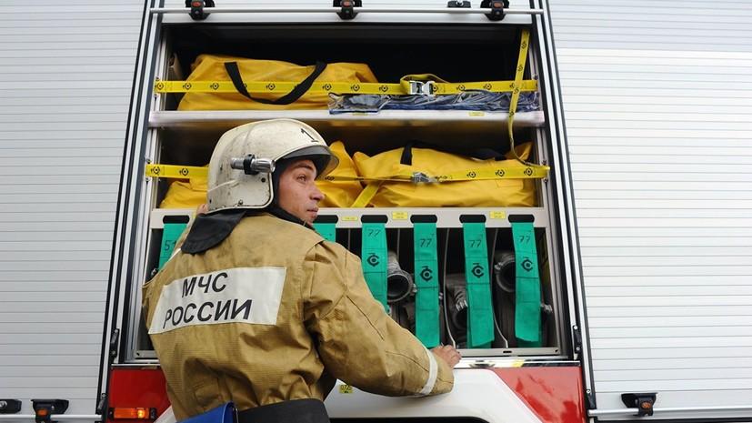 На нефтеперекачивающей станции в Нижегородской области прошли пожарные учения