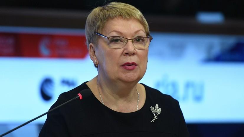 Васильева обсудила с властями Татарстана вопросы образовательной системы