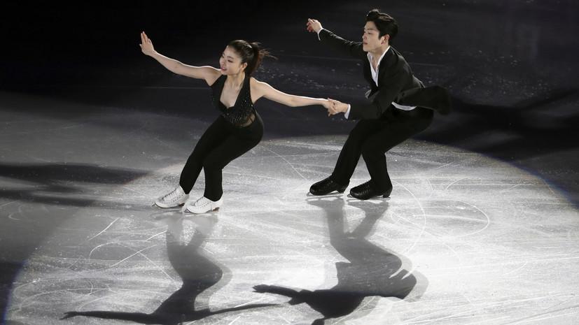Бронзовые призёры ОИ-2018 в танцах на льду пропустят второй сезон подряд
