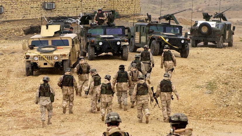 Эффект присутствия: Трамп рассказал об увеличении военного контингента США на Ближнем Востоке