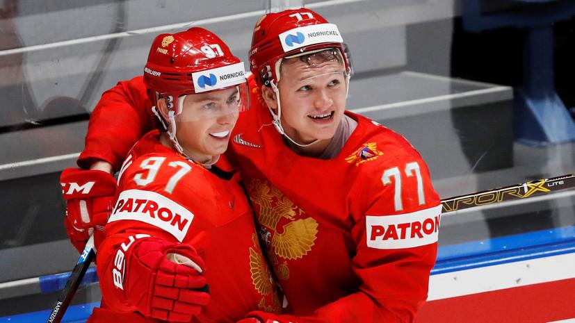 Экс-нападающий сборной России рассказал о роли Гусева в национальной команде