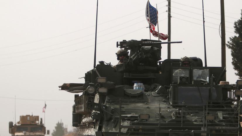 В Иране назвали угрозой миру отправку военных США на Ближний Восток