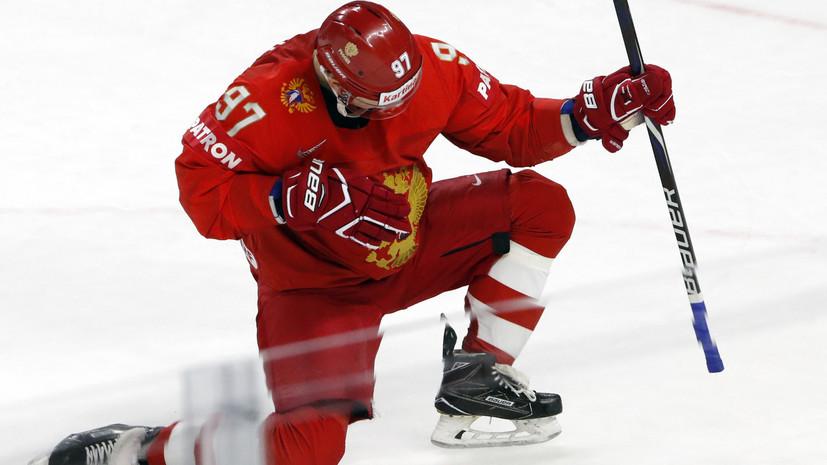 Гусев назвал причину поражения от сборной Финляндии в полуфинале ЧМ по хоккею
