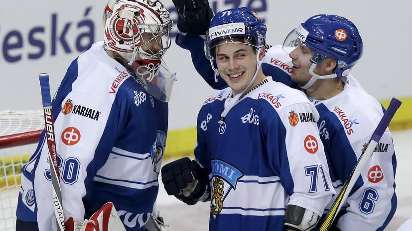 Финский хоккеист Куусела прокомментировал победу над сборной России в полуфинале ЧМ-2019