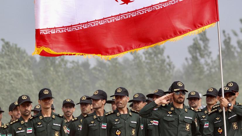 В Иране пригрозили кораблям США секретным оружием