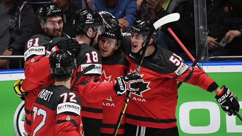 Сенсация от Финляндии, четвёртый финал Канады за пять лет и Россия с Чехией в матче за бронзу: итоги полуфиналов ЧМ-2019