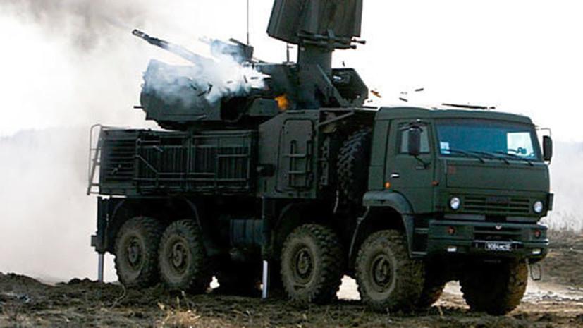 Военные ЧФ провели учения по отражению атаки диверсантов