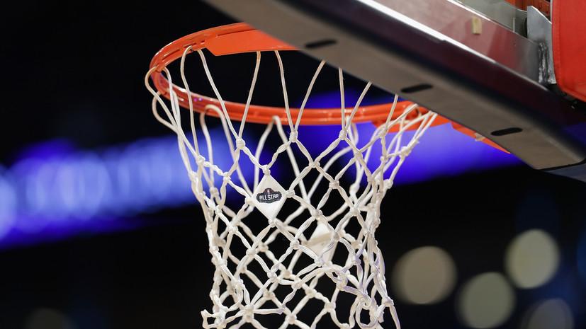 Матчи финала НБА впервые в истории состоятся за пределами США