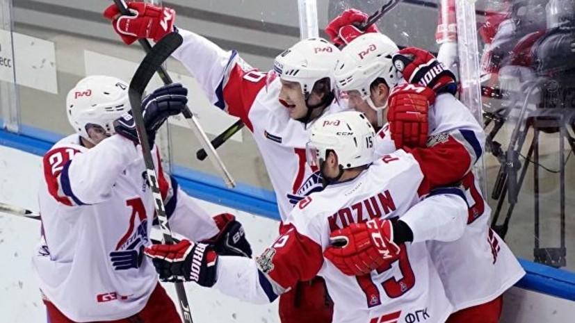 Во Франции хотят провести матч КХЛ с участием ярославского «Локомотива»
