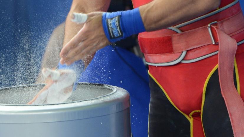 Российский тяжелоатлет установил мировой рекорд на ЧМ по пауэрлифтингу