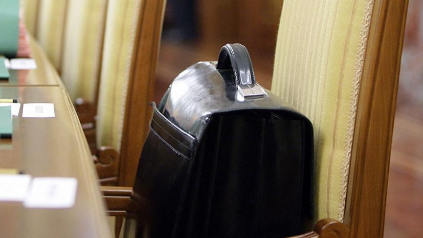 В Аджарии уволили министра из-за шествия российского ансамбля