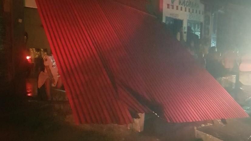 В Перу из-за землетрясения пострадали шесть человек