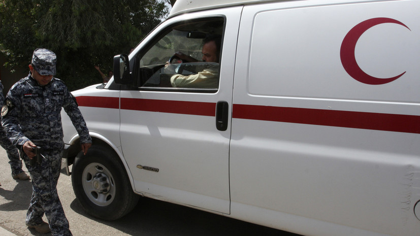 При взрыве заминированного автомобиля в Мосуле погибли пять человек