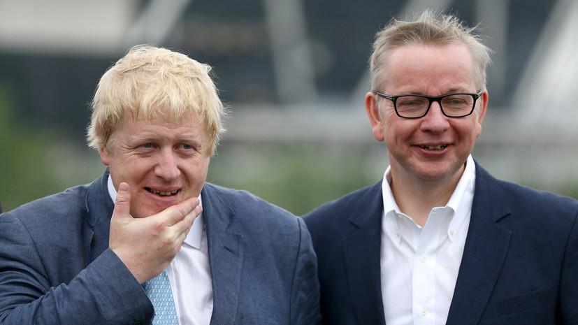 «Джентльменской конкуренции не будет»: как в Великобритании идёт борьба за пост премьер-министра