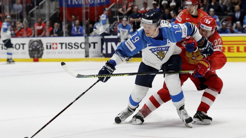 Ковальчук назвал причины поражения сборной России в полуфинале ЧМ по хоккею
