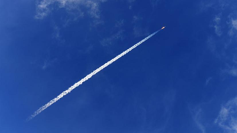 Ракета «Союз-2.1б» со спутником ГЛОНАСС-М стартовала с Плесецка