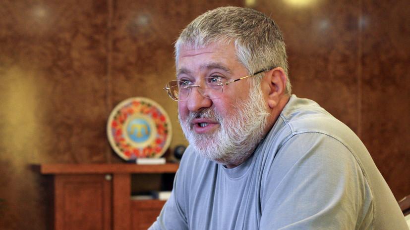 Коломойский рассказал, что поругался с Порошенко «из-за телевизора»