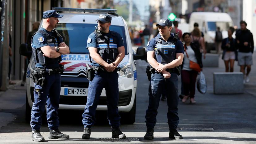 Во Франции задержали подозреваемого во взрыве в Лионе
