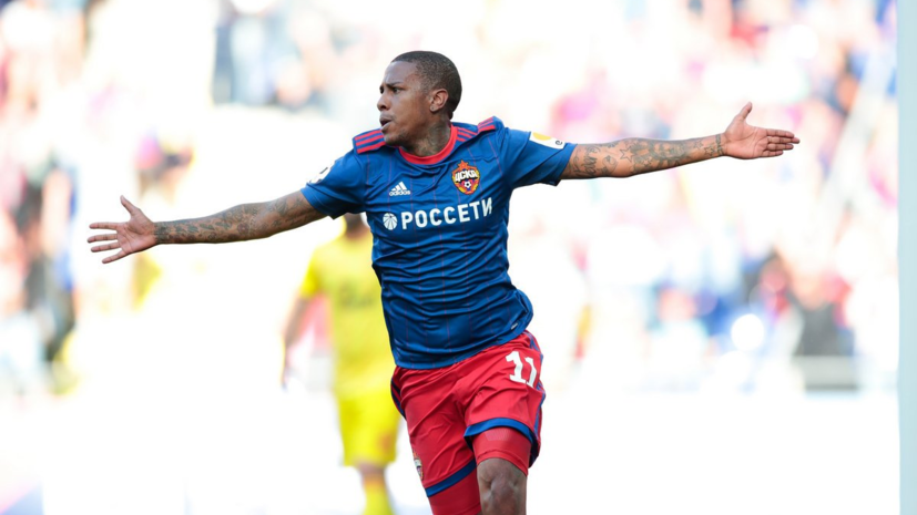 Агент Эрнандеса подтвердил, что футболист покинет ЦСКА