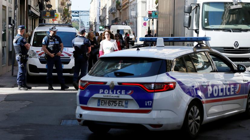Задержан ещё один подозреваемый во взрыве в Лионе
