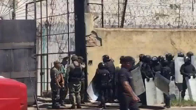 Четыре сотрудника одесской колонии пострадали во время беспорядков