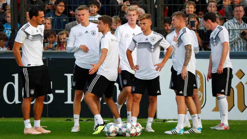 Кураньи рассказал, был ли расизм причиной конфликта в сборной Германии на ЧМ-2018