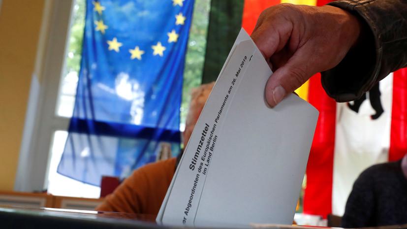 «Избиратель вновь забеспокоился о своём будущем»: автор Telegram-канала ИА «Стекломой» об итогах выборов в Европарламент