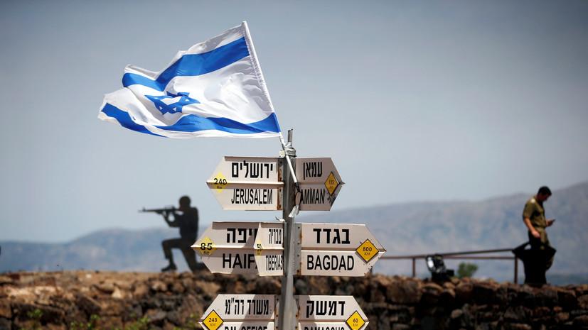В армии Израиля заявили об уничтожении установки ПВО Сирии