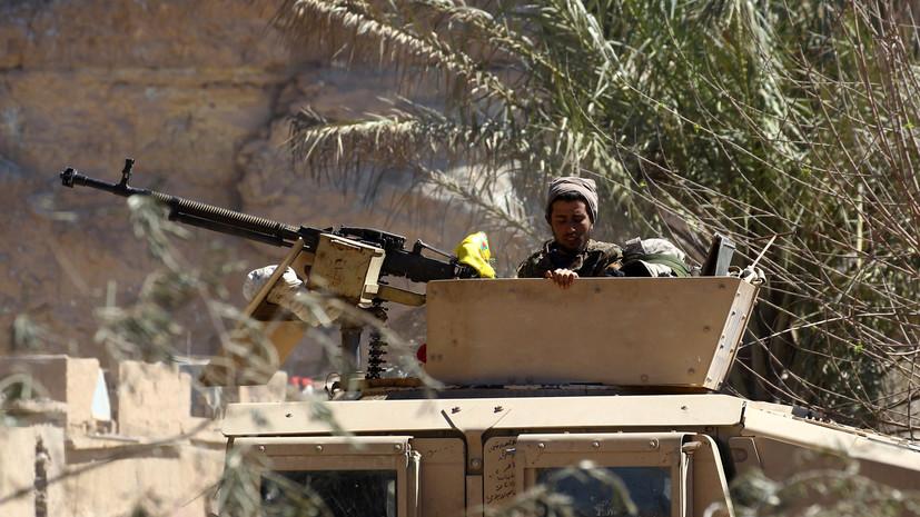 Около 450 боевиков напали на позиции сирийских военных в Хаме